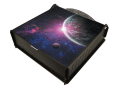 e-Raptor Trading Card Storage Ultimate Box - Outer Space