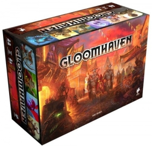 Gloomhaven + Insert ( the first project)