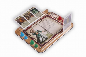 e-Raptor Organizer compatible with Talisman™ 4th ed (NEW)