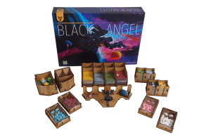 Black Angel + insert