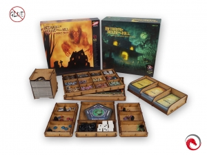 Betrayal at House on the Hill + Expansion Wondows Walk + Insert