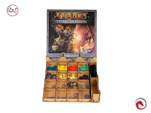Clank!: A Deck-Building Adventure + Insert