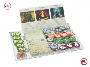 e-Raptor Organizer compatible with Arkham Horror™ 3th ed.