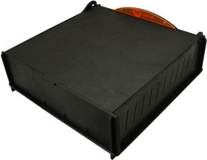 e-Raptor Trading Card Storage Big Box -  Black