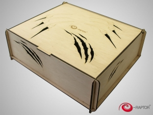 e-Raptor Storage Big Box - Claws